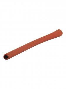 Canule rood rubber, uitkookbaar