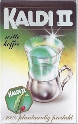Kaldi II witte koffie