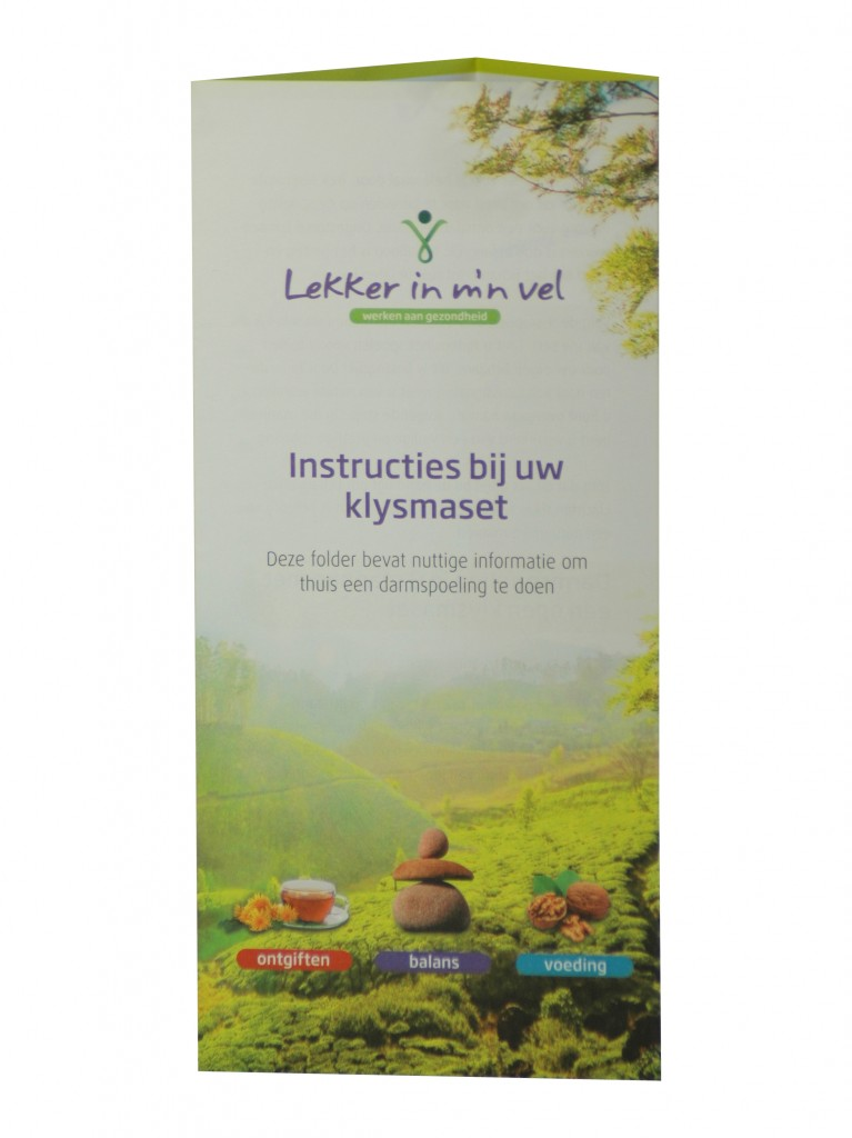 Instructiefolder klysma
